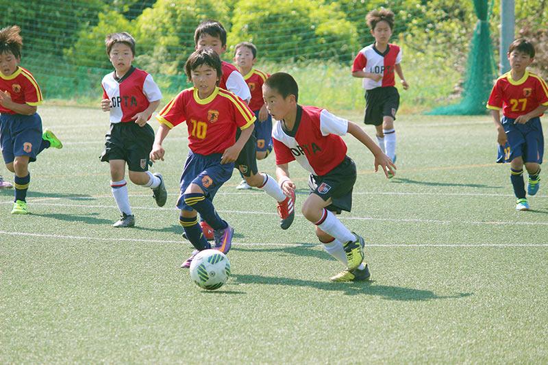 少年サッカースクール